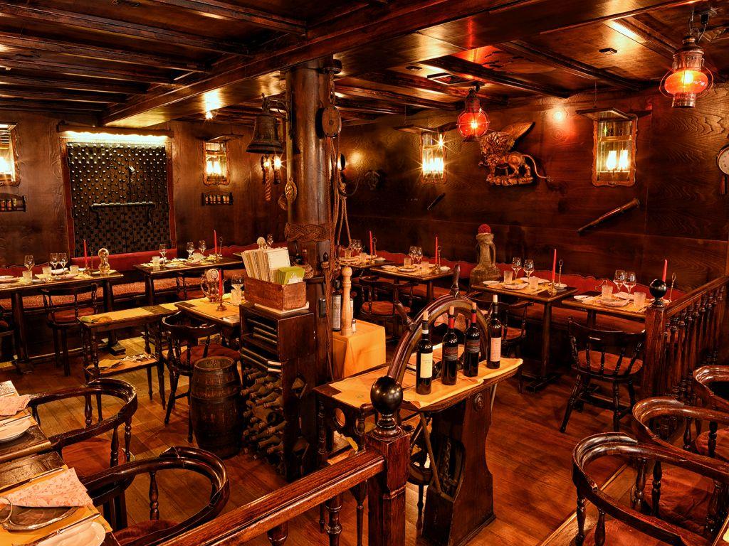 Restaurant La Caravella Menu